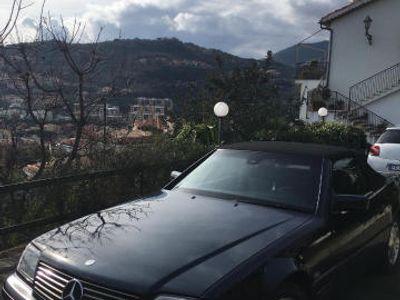 begagnad Mercedes 280 SLcat