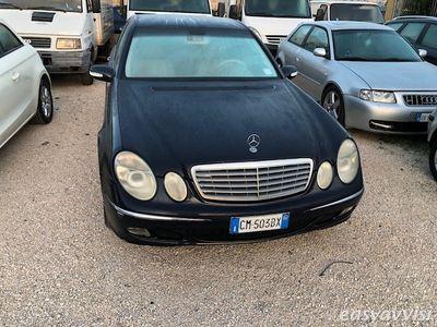 usado Mercedes E270 Cdi cat elegance
