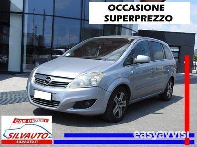 begagnad Opel Zafira 1.7 cdti 125cv edition diesel