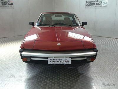used Fiat X 1/9 Five Speed