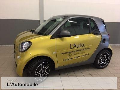 usata Smart ForTwo Coupé usata del 2016 a Frosinone, Km 12.195