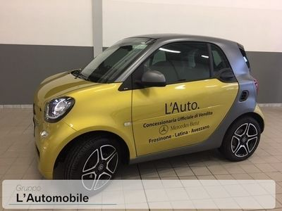 używany Smart ForTwo Coupé usata del 2016 a Frosinone, Km 12.195