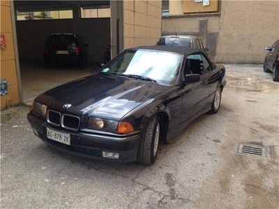 usata BMW 320 Cabriolet