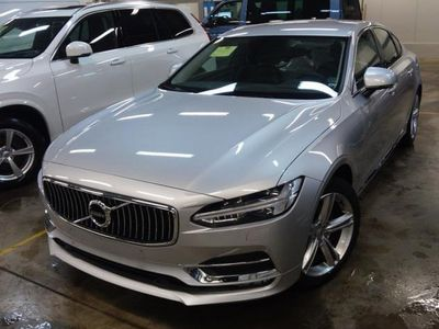 brugt Volvo S90 D5 Awd Geartronic Inscription