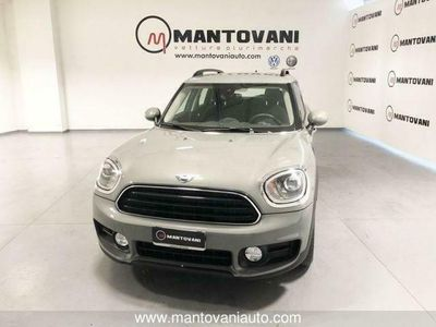 usata Mini Cooper D Countryman F60 2.0 Hype Countryman