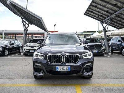 usata BMW X3 (G01/F97) xDrive25d Msport