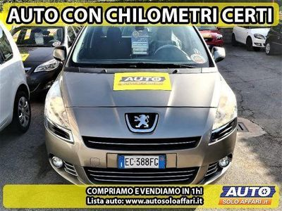 second-hand Peugeot 5008 1.6 HDi 110CV Premium