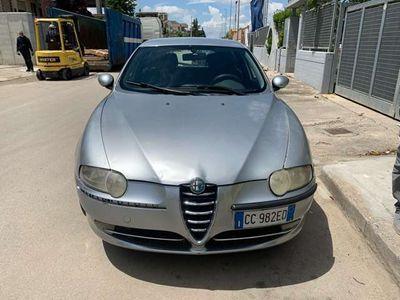 usata Alfa Romeo 147 1.6i 16V T.S. (105 CV) impianto metano