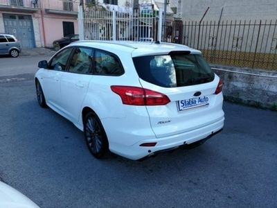 used Ford Focus 1.5 TDCi 120 CV Start&Stop CAMBIO AUTOMATICO