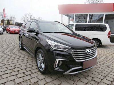 usado Hyundai Grand Santa Fe Premium 4wd 2.2 Crdi Technik-paket Sicherheits-paket Panoramadach