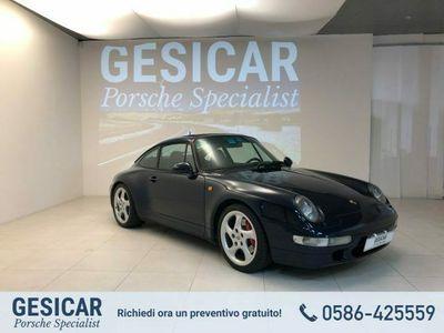 usata Porsche 911 Carrera 4S 911 Urmodell 993 Coupé