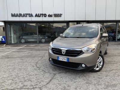 usata Dacia Lodgy 5p 1.5 dCi 110cv Laureate *Impeccabile