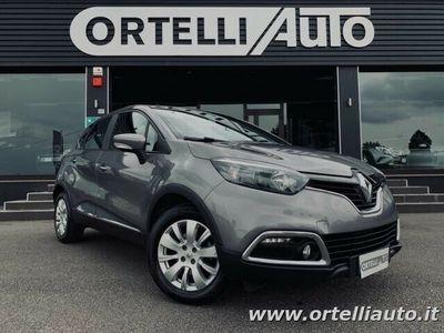 used Renault Captur 1.5 dCi 8V 90 CV Start&Stop Live Neopatentati