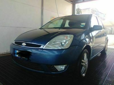 usata Ford Fiesta