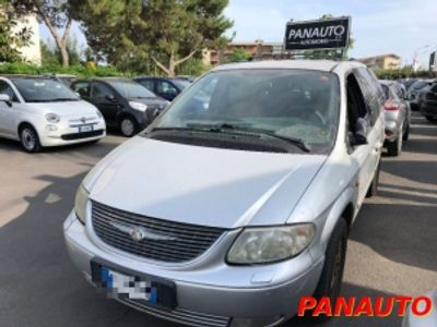 usata Chrysler Grand Voyager 2.5 crd cat limited diesel