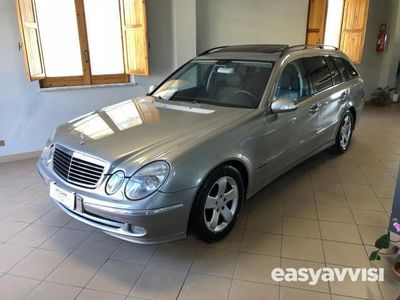second-hand Mercedes 320 classe e station wagoncdi avantgarde diesel