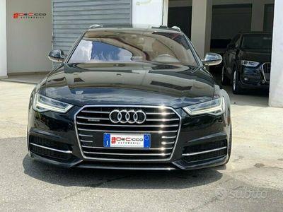 usata Audi A6 avant 3.0 tdi 320 cv s line tetto pelle