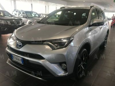 used Toyota RAV4 Hybrid 2WD Style del 2016 usata a Torino