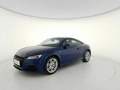 usata Audi TT coupe 2.0 tfsi S line