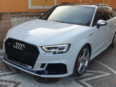 usata Audi RS3 RS 3 SPB 2.5 TFSI quattro S tronicSPB 2.5 TFSI quattro S tronic