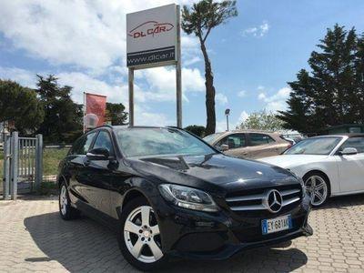 usata Mercedes C200 BlueTEC S.W. Automatic 35.900 Km.