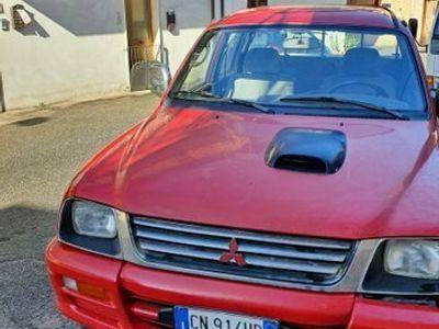 usata Mitsubishi L L200 2.5 DI-D 178 CV Double Cab Intense Plus