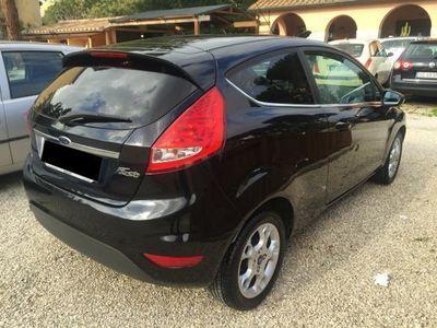 usata Ford Fiesta 1.4 TDCi 70CV 3 porte CERCHI CLIMA PRONTA CONS