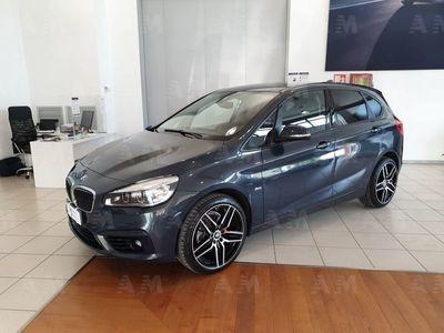 usata BMW 218 Serie 2 Gran Tourer d Sport del 2016 usata a Parma