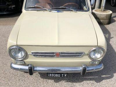 usata Fiat 850 d'epoca benzina