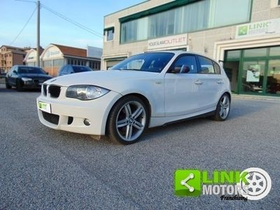 brugt BMW 118 Serie 1 d 5 Porte M Sport (E87), anno 2008, manutenzione curata, totalmente finanziabile