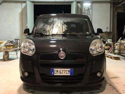 usata Fiat Doblò 2000 TURBO DISEL 136 CV