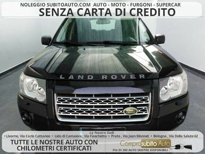 usata Land Rover Freelander 2.2 TD4 S.W. E