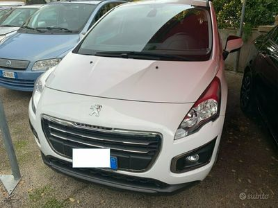 usata Peugeot 3008 1.6hdi 115cv navigatore