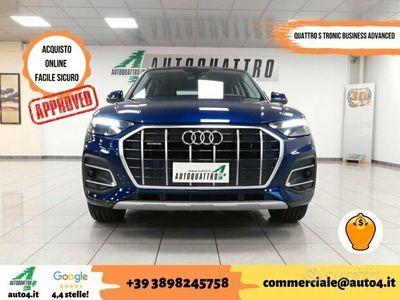 usata Audi Q5 km 0 quattro s tronic Business Advanced