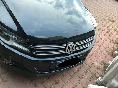 used VW Tiguan Tiguan 2.0 TDI DSG Sport BMT