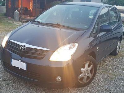 usata Toyota Corolla Verso 1.6 16V COME NUOVA
