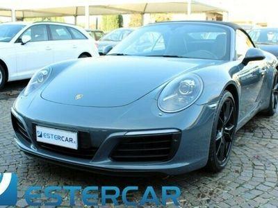 usata Porsche 911 Carrera Cabriolet 911 3.0 pdk subentro leasing
