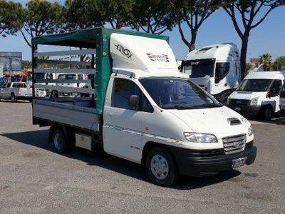 gebraucht Hyundai H 100 H100 CENTINATO MT 2.87 EURO 3CENTINATO MT 2.87 EURO 3