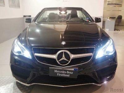 käytetty Mercedes E250 CDI Cabrio Premium