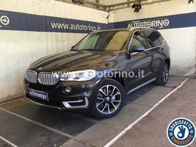 second-hand BMW X5 X5xdrive40d Experience auto