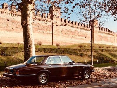 usata Jaguar XJ6 1980 asi targa oro