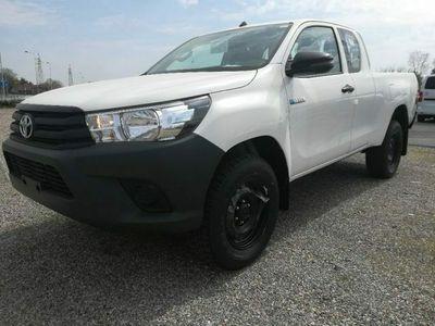 usata Toyota HiLux 2.4 D-4D 4WD 2 porte Extra Cab Comfort rif. 6686257