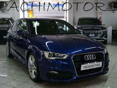 usata Audi A3 2.0 TDI 184CV cleandiesel quattro S tronic S-Line