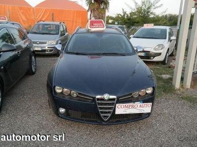 usata Alfa Romeo 159 SportWagon 1.9 JTDm 16V Distinctive
