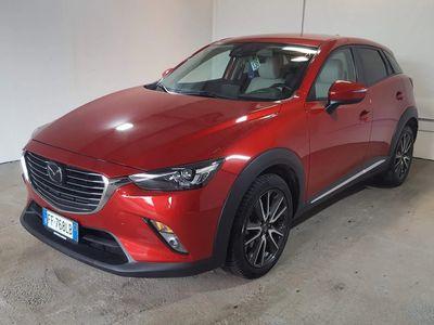 usata Mazda CX-3 Automatico 1.5L Skyactiv-D 4WD Exceed