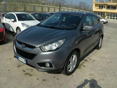 usata Hyundai ix35 2.0 CRDi 136cv 4WD (4X4) 6m