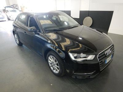 usata Audi A3 SPB 2.0 TDI S tronic Attraction Navi