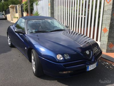 used Alfa Romeo Spider Limited edition
