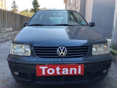 usata VW Polo 1.4 TDI cat 5 porte Comfortline -078-