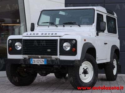 used Land Rover Defender 90 2.2 TD4 Limited Station W